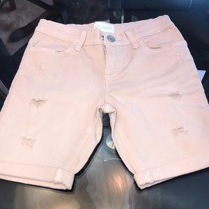 TCH Girls Denim Shorts